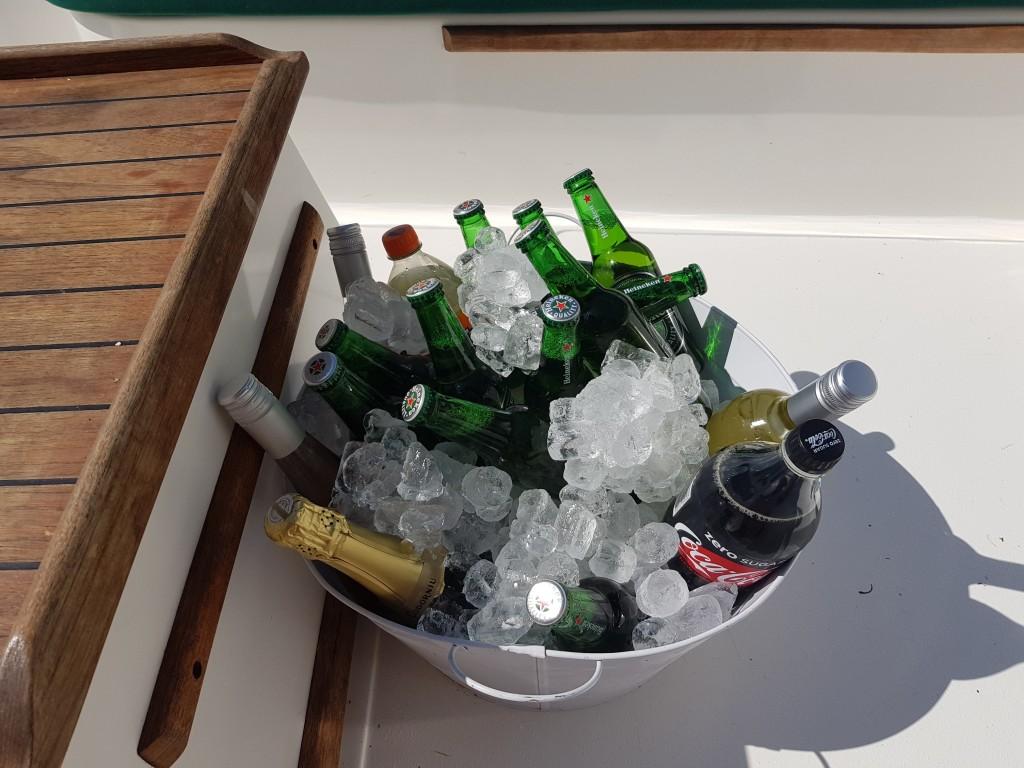 Emmer vol drank
