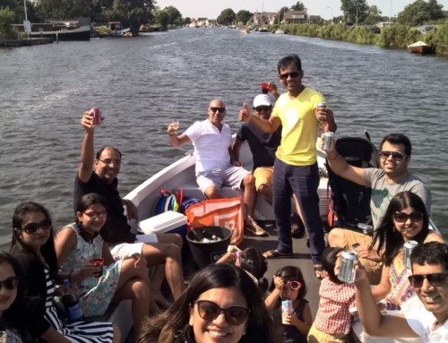 Boat Tour Lake Amsterdam